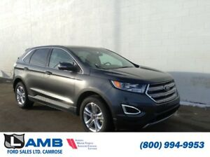 2018 Ford Edge SEL AWD with Intelligent Access, Leather Interior