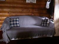 Couch &love seat