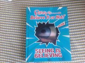 Ridleys believe it or not