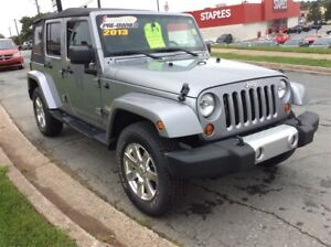 2013 Jeep WRANGLER UNLIMITED NO PAYMENTS UNTIL THE NEW YEAR!!