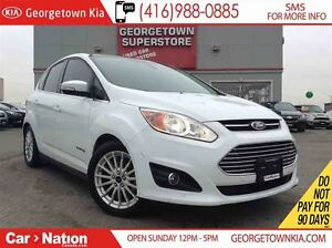 2016 Ford C-Max SEL | NAVI | LEATHER | ROOF | PARK | BACK UP