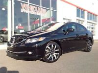2014 Honda Civic Touring*GARANTIE PROLONGE HONDA PLUS !