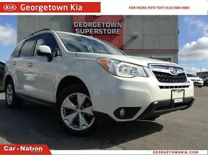 2014 Subaru Forester 2.5i TOURING| SUNROOF| BACK UP CAM| POWER T