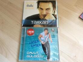 Two Turkish CDs