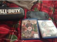 Ps vita black ops limited edition