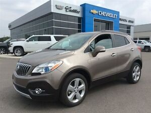 2015 Buick Encore Leather | AWD | Sunroof | Rear Cam | Bose Spea