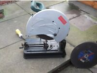 Metabo disc cutter
