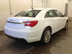2012 Chrysler 200 Touring with Navigation and Extended Warranty Edmonton Edmonton Area image 4