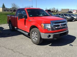 2013 Ford F-150 XTR PKG, CHROME PKG, TOW PKG *ONLY 73000km*