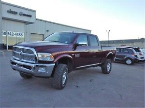 2017 Ram 2500 LARAMIE POWER WAGON 6.4L HEMI / WINCH / NAV/ LEATH Edmonton Edmonton Area image 1