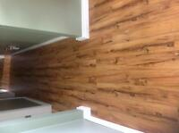 Laminate flooring and custom made nosing Reposted July 3rd