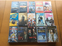 VHS Movies & Comedy Joblot