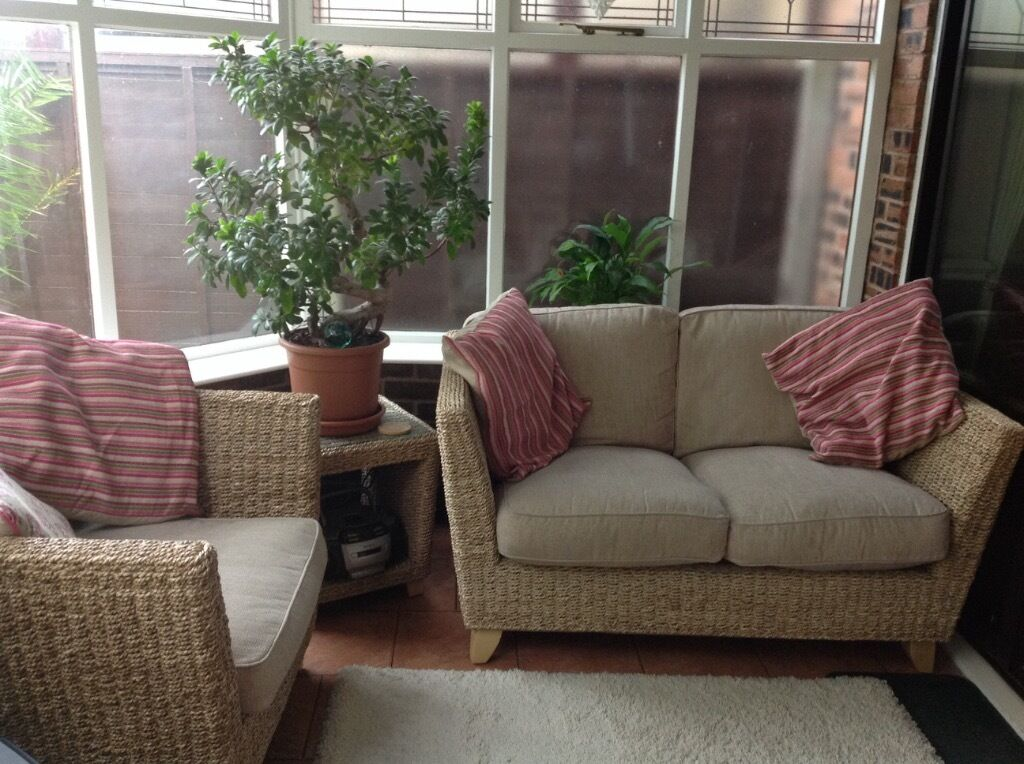 m s bermuda conservatory furniture small sofa chair and