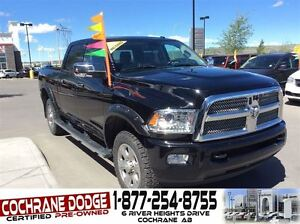 2014 Ram 2500 Limited - FULLY EQUIPPED!