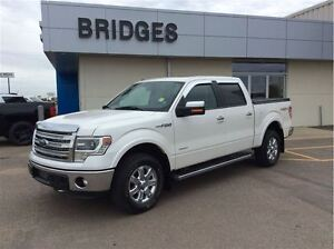 2013 Ford F-150 Lariat**One Owner/Leather/sunroof and much more!
