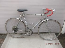 Old Viking Bicycle