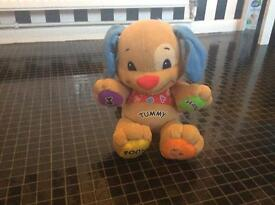 Fisher Price Learning Teddy