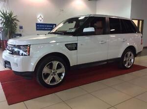 2013 Land Rover Range Rover Sport HSE LUX NAV+CAM 360