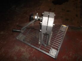 Winch for Ifor Williams trailer
