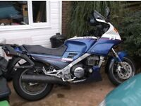 Yamaha FJ1200 53k 1992 Very tidy bike