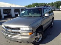 2000 Chevrolet Tahoe Full Size SUV As Is