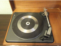 Vintage Arena stereo record player