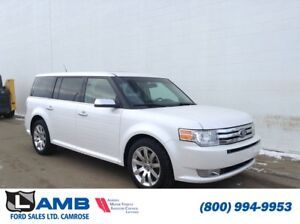 2011 Ford Flex Limited AWD with Leather Interior, Panoramic Roof