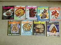 Large selection of Good Food magazines (26 items)