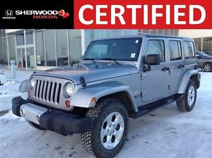 2013 Jeep WRANGLER UNLIMITED Sahara Unlimited 4X4 | REMOTE START