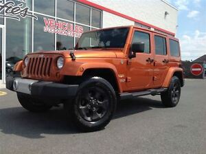 2011 Jeep WRANGLER UNLIMITED Sahara*BEAUCOUP DEXTRAS *