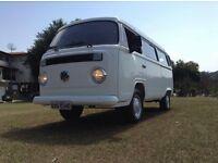 VW type 2 campervan 2001 kombi classic excellent condition