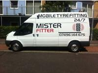 Mobile Tyre Service 24/7