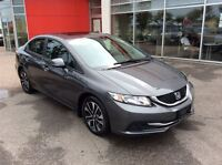 2013 Honda Civic EX- Experience one of our best selling Civics.