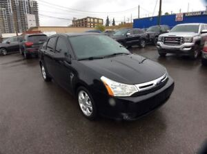 2008 Ford Focus / SES / LEATHER / SUNROOF
