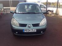 XMAS SPECIAL REDUCED - £995 Ono - DIESEL - FSH - RENAULT SCENIC EXPRESSION DCI 80