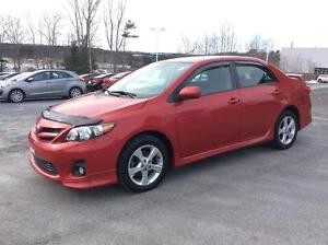 2012 Toyota Corolla SPORT AUTOMATIC WITH FULL POWER GROUP
