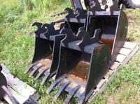 "18"" Digging Buckets for Mini\Midi Excavator BRAND NEW!!!"