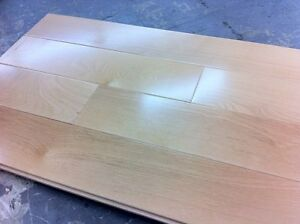 HARDWOOD FLOORING ENGINEERED LAMINATE VINYL SHEET CLICK City of Toronto Toronto (GTA) image 3