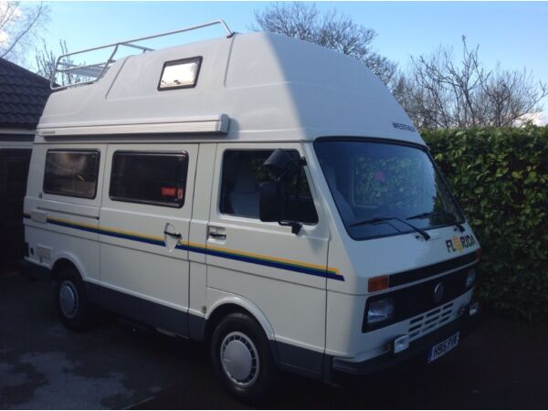 Volkswagen Lt31 Westfalia Florida For Sale Cheap