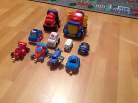 Tommy toy cars and assortment of others