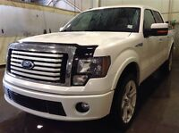 2011 Ford F-150 Lariat Limited..4x4, navi, leather heated seats,