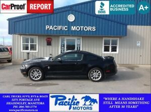 2011 Ford Mustang Value Leader