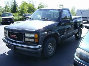 1996 GMC Sierra 1500 SHORT BOX AS TRADED SPECIAL !!!