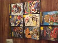 Perfect condition GAMECUBE GAMES