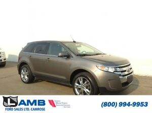 2014 Ford Edge Limited AWD with Power Liftgate, Blind Spot Syste