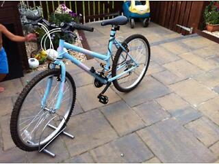 Ladies bike hardly used for sale £60