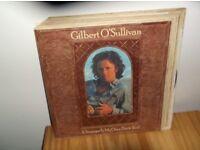 GILBERT O SULLIVAN VINYL ALBUM