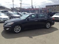 2013 Hyundai Genesis Free Led tv, Ipad and xbox one