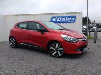 Renault Clio Dynamique S Nav 0.9 TCE 90 Petrol (flame red) 2014