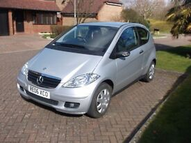 Mercedes A Class A150 Automatic Low miles 1 owner from new 2006 Immaculate
